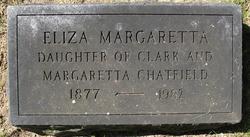 Eliza Margaretta Chatfield