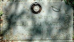 Yulah Mai <i>Tharp</i> Wages