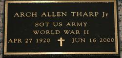 Archibald Allen Chick Tharp, Jr
