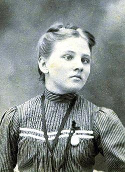 Martha Frances <i>Tharp</i> Downing