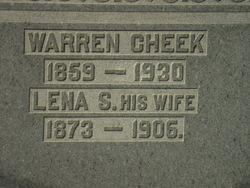 Lena S <i>Thurman</i> Cheek