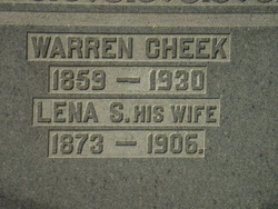 Warren Cheek