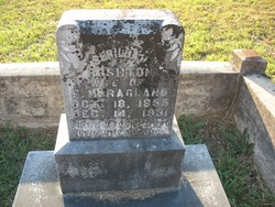 Serilda Josephine <i>Rushton</i> Ragland