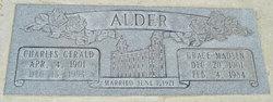 Grace Elsie <i>Madsen</i> Alder