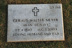 Gerald Walter Meyer