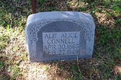Alie Alice <i>Maddox</i> Connell