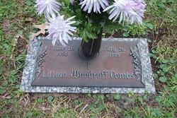 Lillian <i>Woodruff</i> Combs
