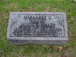 Margaret J. <i>Overstreet</i> Knapp