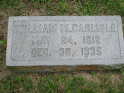 William McKinney Carlisle