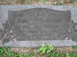 Robert Tulley Carlisle