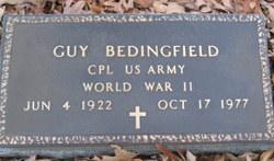 Guy Bedingfield