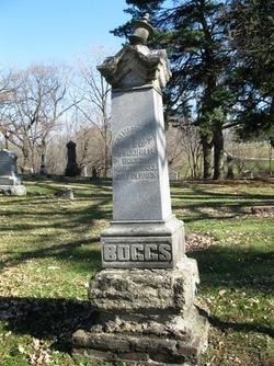 Rev John Harris Boggs