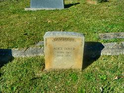 Alice Dover