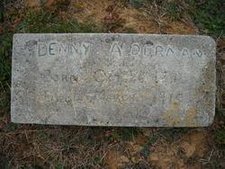 Denny Walter Alderman