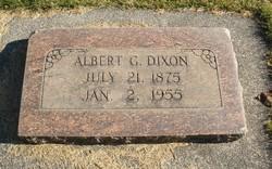 Albert G Dixon