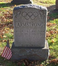 Mary <i>Carew</i> Armstrong