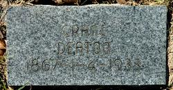 Cornelius Grant Deaton