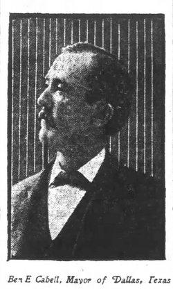 Benjamin E. Cabell