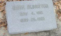 Math Albritton