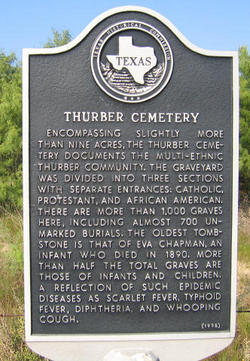 Thurber Cemetery