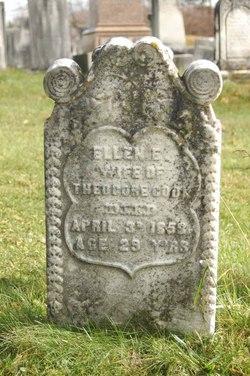 Ellen E Cook