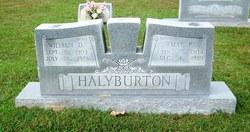 William David Halyburton