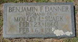 Benjamin F Danner
