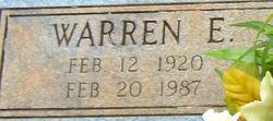 Warren Eugene Deviney
