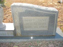 Mary Jane <i>White</i> Wright