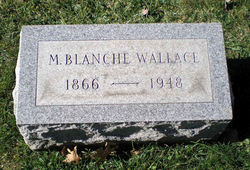 M Blanche Wallace
