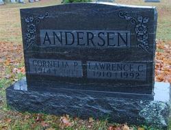 Cornelia K <i>Price</i> Andersen