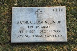 Arthur J. Johnson, Jr