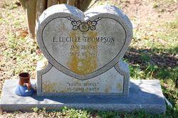 Elsie Lucille <i>Baccus</i> Thompson
