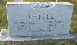 Wilhelmina Elizabeth <i>Morgan</i> Battle