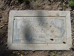 Frank Alva Hollingsworth