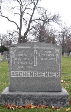 Katherina <i>Lehner</i> Aschenbrenner