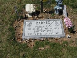 William C Barnes, Sr