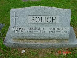 Dorothy Jean <i>Krah</i> Bolich