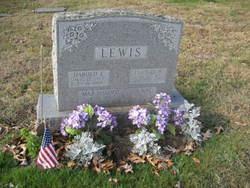 Maj Harold L. Lewis, Jr