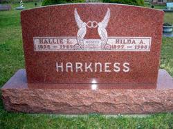 Hallie Leon Harkness, Sr