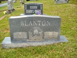 Cleo <i>Scoggins</i> Blanton