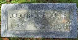 Judd Bruce Doyle
