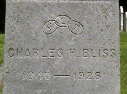 Charles H. Bliss