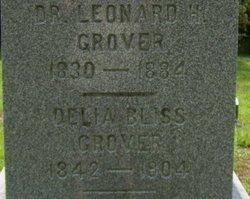 Delia <i>Bliss</i> Grover