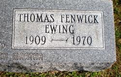 Thomas Fenwick Ewing