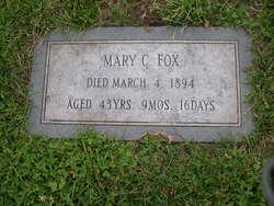 Mary C. Fox
