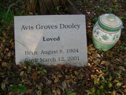 Avis Groves Dooley
