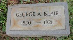 George Alexander Blair
