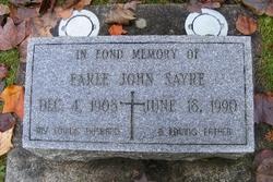 Earle John Sayre