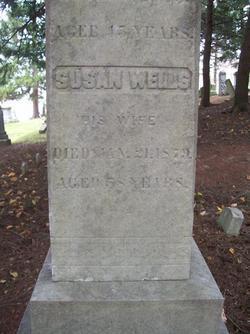 Susan <i>Wells</i> Ackley